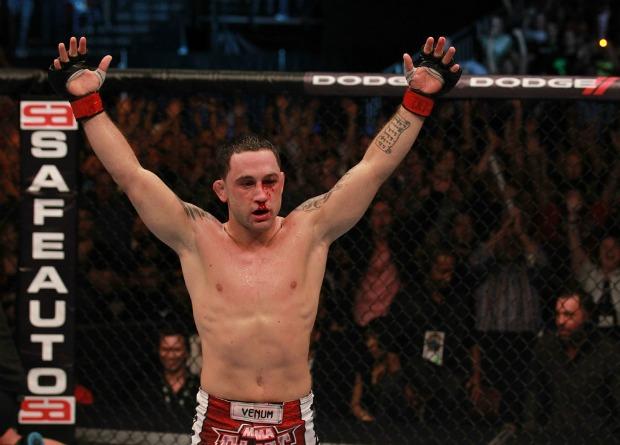 F. Edgar (foto) derrotou U. Faber no UFC Filipinas