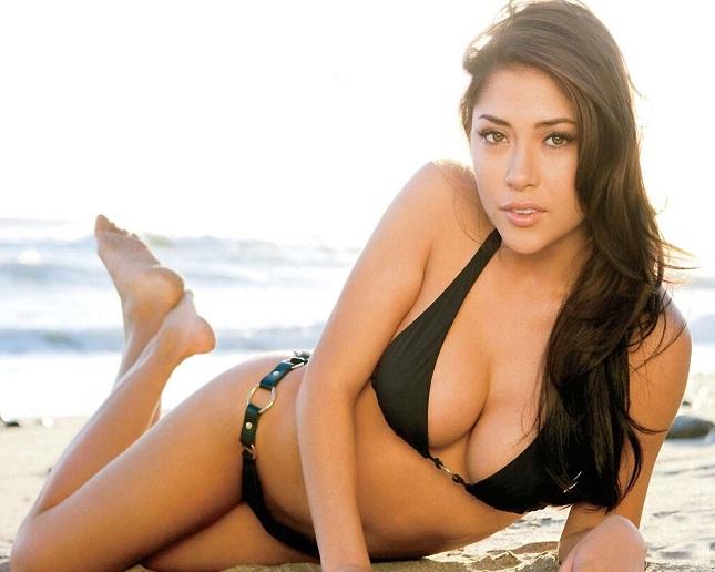 """Arianny Celeste voltará a estrelar um ensaio em""""Playboy"""". Foto: Divulgação"""