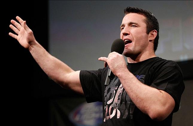 """Sonnen (foto) não crê em """"zebra irlandesa"""" no UFC 189. Foto: Josh Hedges/UFC"""