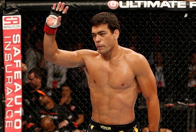 Lyoto (foto) é um dos protagonistas do UFC FN 70. Foto: Josh Hedges/UFC