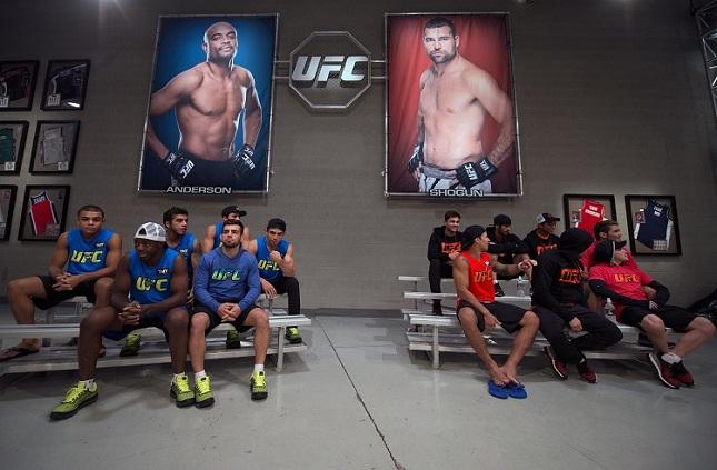 Decisão do TUF Brasil sofreu novamente com problemas de organização. Foto: Divulgação/UFC