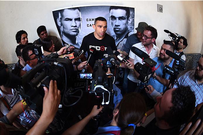 Werdum (foto) explicou controvérsia com Velasquez. Foto: Divulgação/UFC