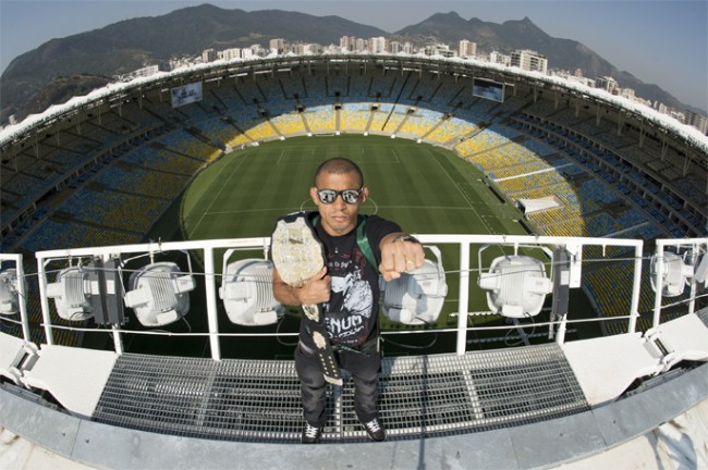 Aldo é o campeão interino dos penas do UFC. Foto: Inovafoto