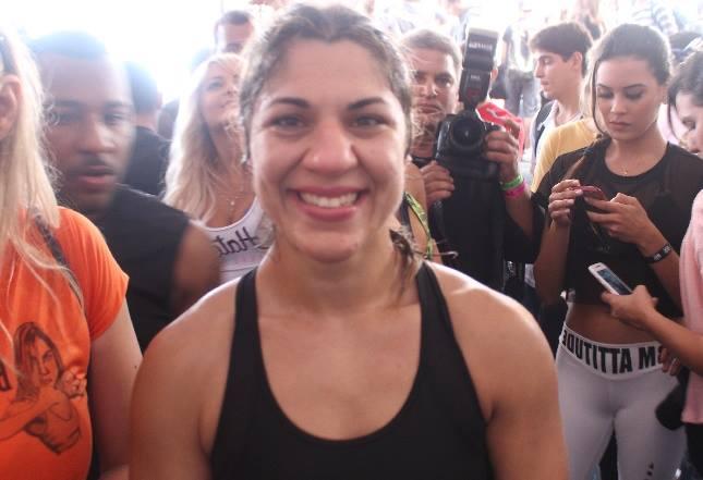 Correia enfrentará Ronda no UFC 190. Foto: Lucas Carrano/SUPER LUTAS