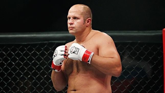 F. Emelianenko (foto) voltará a competir no MMA. Foto: Strikeforce/Divulgação