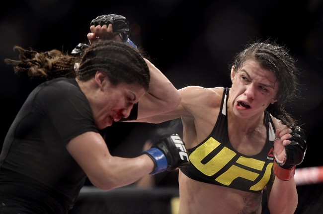 Gadelha dominou Aguilar no UFC 190. Foto: Inovafoto