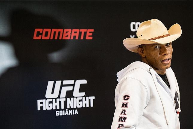 A. Cowboy (foto) fará sua quarta luta no Ultimate. Foto: Josh Hedges/UFC