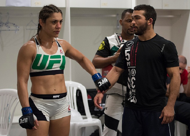 Bethe (foto) sofreu a primeira derrota de sua carreira no UFC 190. Foto: Mike Roach/UFC