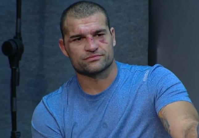 Shogun (foto) disse também que seguirá mantendo seus camps na King's MMA. Foto: Lucas Carrano/SUPER LUTAS