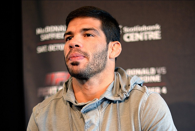 R. Assunção (foto) é o atual número 3 do ranking dos galos. Foto: Josh Hedges/UFC