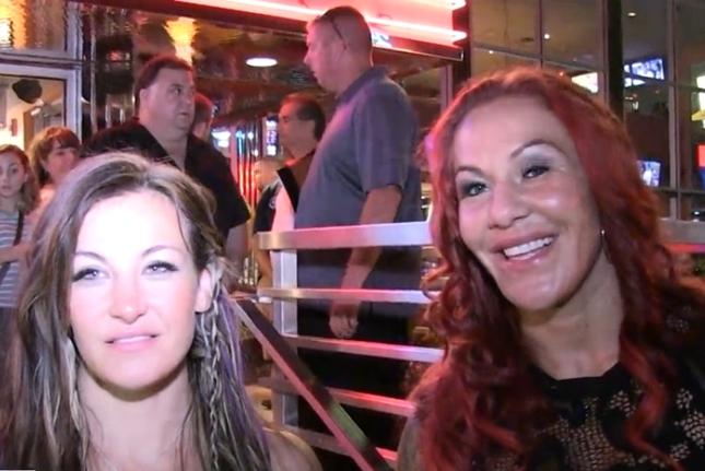 Miesha (esq.) e Cyborg (dir.) são duas das maiores rivais de Ronda. Foto: Reprodução