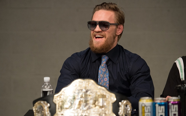 Conor (foto) comandará o Time Europa no TUF 22. Foto: Brandon Magnus/UFC