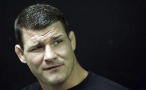 Bisping (foto) foi homenageado por fã 'maluco'. Foto: Josh Hedges/UFC