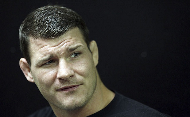 Bisping (foto) ignora desafiantes por GSP Foto: Josh Hedges/UFC