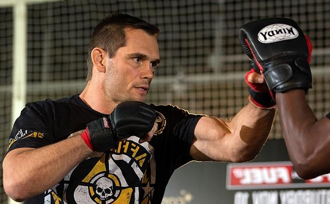 R. Franklin (foto) fez sua última luta no MMA em 2012. Foto: Josh Hedges/UFC