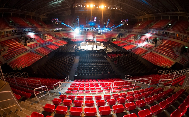 UFC vai diminuir o volume de eventos no Brasil. Foto: Jeff Bottari/UFC