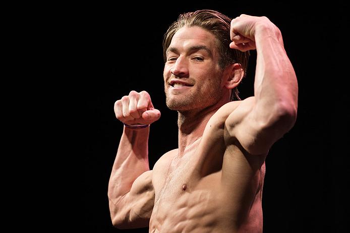 Stout se aposentou do MMA. Foto: Divulgação