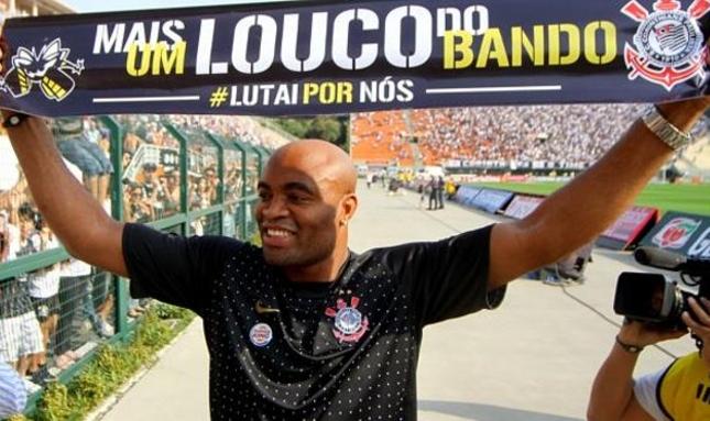 A. Silva (foto): parceria com o Corinthians já não está mais ativa. Foto: Divulgação