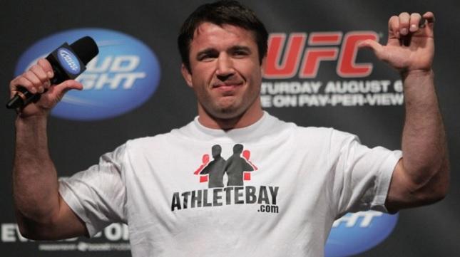 Sonnen (foto) se aposentou do MMA. Foto: Divulgação