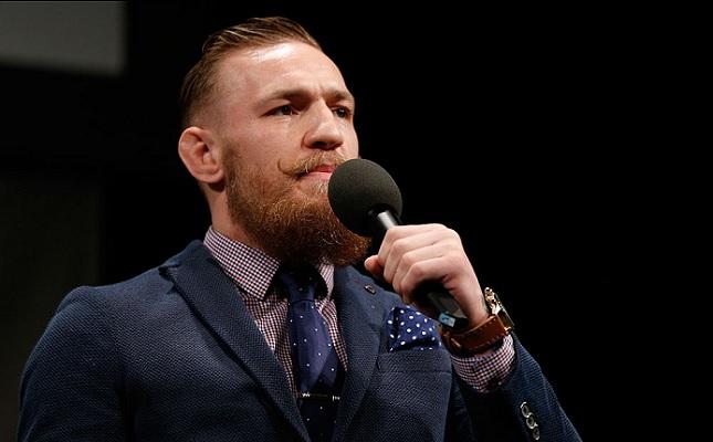 Conor (foto) se disse fã de N. Diaz. Foto: Josh Hedges/UFC