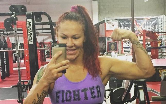 Cyborg fará sua primeira luta abaixo do peso pena em novembro. Foto: Reprodução