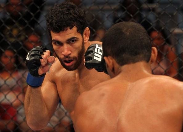 F. Olivieri é o novo contrado do UFC