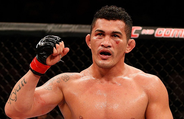 F. Bodão (foto) fará sua quarta luta no UFC. Foto: Josh Hedges/UFC
