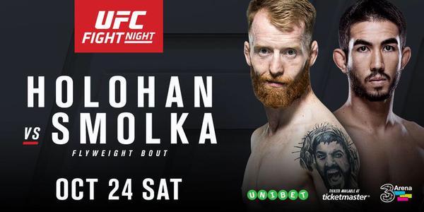 UFC FN 76
