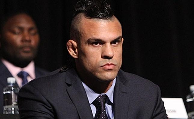 Vitor (foto) enfrentará D. Henderson em São Paulo. Foto: Divulgação