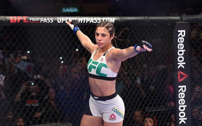 Bethe (foto) foi derrotada por Ronda em sua última luta. Foto: Josh Hedges/UFC