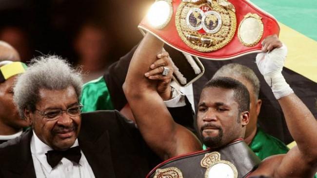 ONeil Bell, que chegou a ter quatro cinturões no Boxe, foi assinado em Atlanta