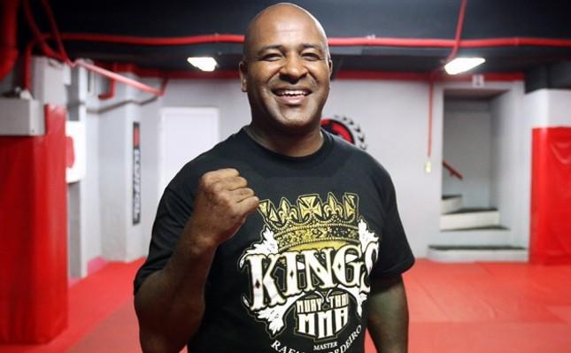 R. Cordeiro (foto) é o líder da King's MMA. Foto: Divulgação