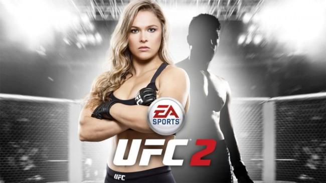 Ronda aparecerá ao lado de um outro lutador na capa do game do UFC. Foto: Divulgação