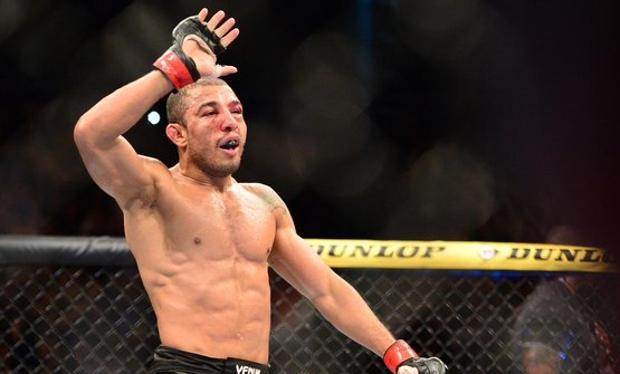 Aldo (foto) sofreu sua primeira derrota em dez anos. Foto: Josh Hedges/UFC