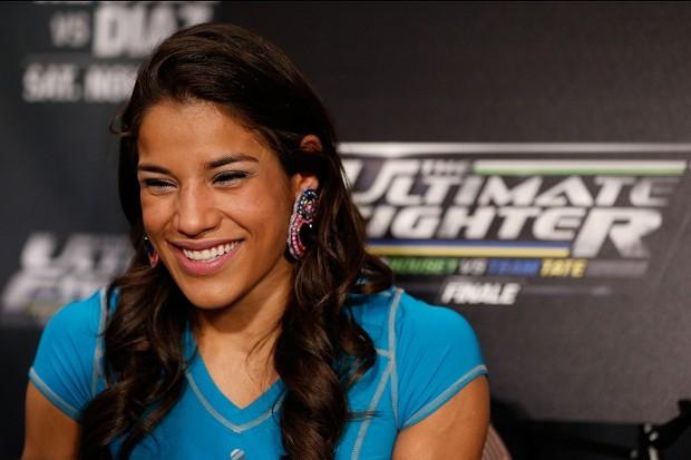 J. Peña (foto) venceu a 18ª temporada do TUF. Foto: Josh Hedges/UFC