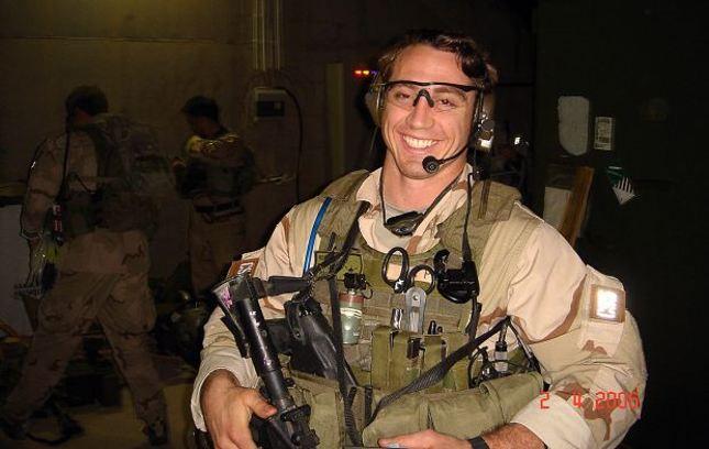 Kennedy serviu ao exército dos EUA no Iraque durante a década de 2000. Foto: Reprodução