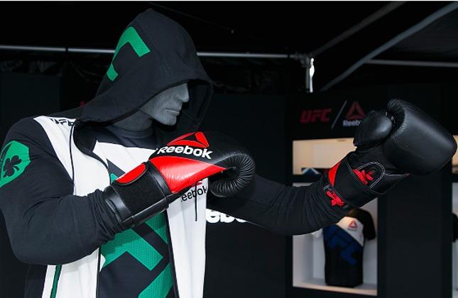 Parceria entre Reebok e UFC gerou polêmicas mais uma vez. Foto: Han Myung-Gu/UFC