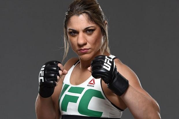 Bethe (foto) tem nove vitórias e uma derrota no MMA. Foto: Mike Roach/UFC
