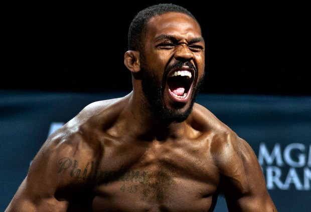 Jones (foto) ficou de fora do UFC 200 por doping. Foto: Josh Hedges/UFC
