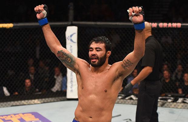 R. Sapo vai fazer a segunda luta do card preliminar do UFC 205. (Foto: Divulgação)