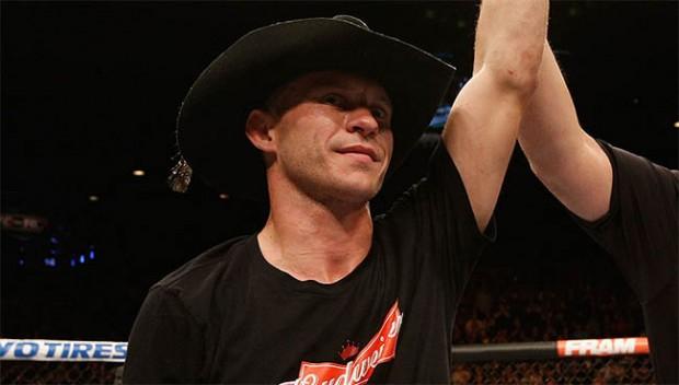 Cerrone venceu mais uma nos 77 kg. Foto: Divulgação/UFC