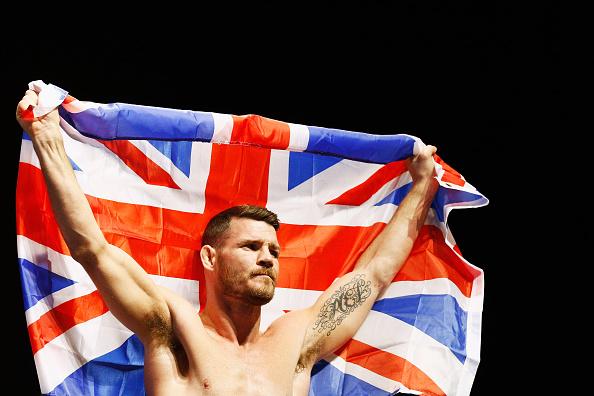 Bisping enfrenta Henderson no UFC 204. Foto: Dean Mouhtaropoulos/Zuffa LLC