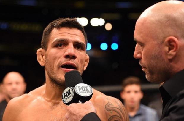 RDA (foto) soltou o verbo contra McGregor. Foto: Josh Hedges/UFC