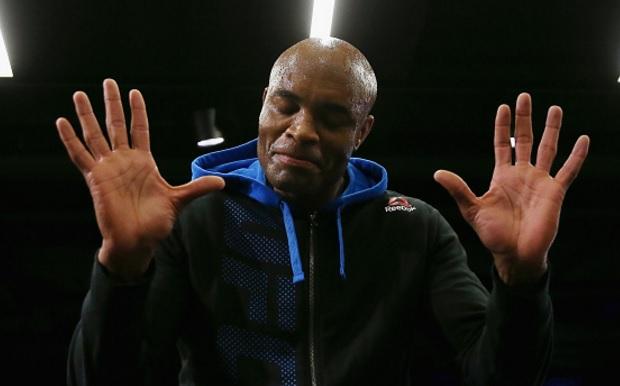 Anderson (foto) volta a lutar em maio, contra U. Hall. Foto: Scott Heavey/UFC