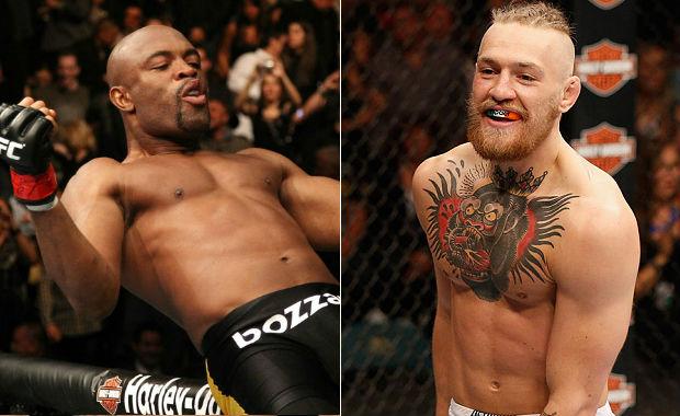 Anderson expressou desejo em enfrentar McGregor. Foto: Produção SUPER LUTAS/Divulgação UFC