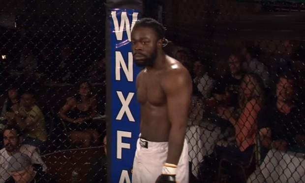 Filho de Kimbo Slice estreou no MMA com vitória
