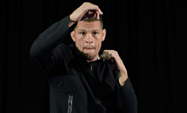 N. Diaz (foto) faz revanche com McGregor no UFC 200. Foto: Brandon Magnus/UFC