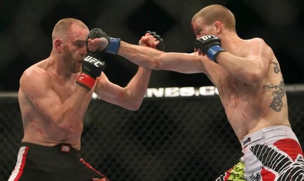 Lesões cerebrais são preocupação nos esportes de combate. Foto: Josh Hedges/UFC