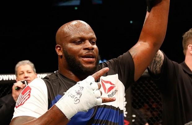 D. Lewis (foto) foi um dos quatro premiados no card croata. Foto:  Srdjan Stevanovic/UFC