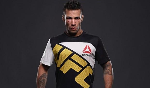 Netto (foto) fará sua segunda luta no UFC. Foto: Josh Hedges/UFC
